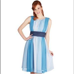 Elegance of evolution modcloth dress XL